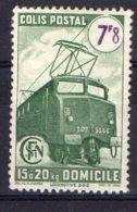FRANCE (  COLIS POSTAUX ) : Y&T N°  232A  TIMBRE  NEUF  AVEC  CHARNIERE  . - Spoorwegzegels