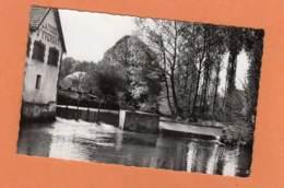 CPSM 14 X 9 * * REMALARD * * Chute De L'Huisne à La Laiterie D' YVERSAY - Remalard