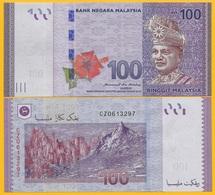 Malaysia 100 Ringgit P-56b 2012 UNC Banknote - Malaysia