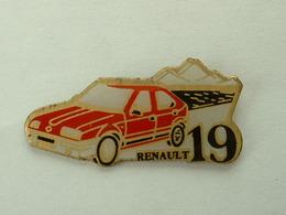 PIN'S RENAULT 19 - Renault