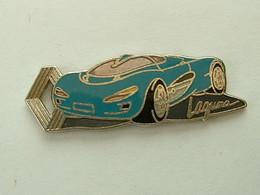 PIN'S RENAULT LAGUNA - Renault