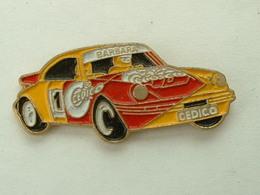 PIN'S PORSCHE 911 RALLYE - BARBARA CEDICO - Porsche