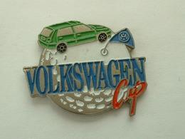 PIN'S VOLKSWAGEN CUP - GOLF - Volkswagen
