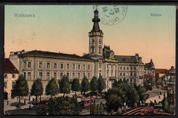 Warszawa . Ratusz - Polen