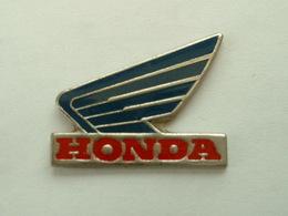 PIN'S MOTO - LOGO HONDA - Motos