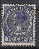 NEDERLAND - Michel - 1929 - Nr 222E - Gest/Obl/Us - Gebruikt