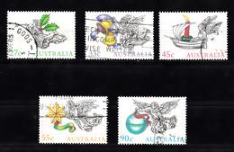 Austrlie 1985 Mi Nr 946 - 950 , Kerstmis, Christmas - Gebruikt