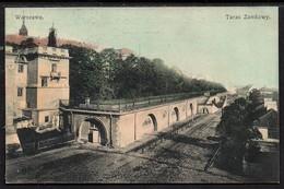 Warszawa - Taras Zamkowy. - Poland