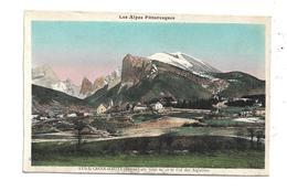 CPMJ1682 LES ALPES PITTORESQUES LUS LA CROIX HAUTE (DROME) ALT.10565 M. ET LE COL DES AIGUILLES - France