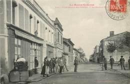 CPA 31 Haute Garonne Plaisance Du Touch La Grande Route (Rue) - Francia