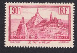 N°:290 Neuf** Qualité Luxe !  Le Puy En Velay Gomme Origine, Centrage ++ - Ungebraucht