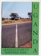 UGANDA - AK 357622 Queen Elisabeth National Park - Uganda