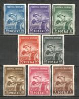 ALBANIA 1943 Mint MLH (*) Set - Albania