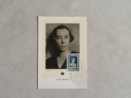 MK Nr.863 T.v.v De Geneeskundige Stichting Koningin Elisabeth. - 1951-1960