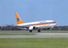 Hapag-lloyd - Boeing 737-800 - 1946-....: Ere Moderne