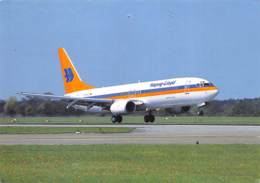 Hapag-lloyd - Boeing 737-800 - 1946-....: Era Moderna