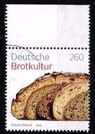 Bund 2018,Michel# 3355 O Deutsche Brotkultur - Used Stamps