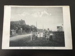 Circulée Urville Hague La Nouvelle Avenue Et Les Villas - Altri Comuni