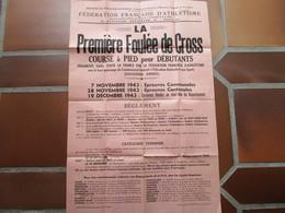 FEDERATION FRANCAISE D'ATHLETISME - La Première Foulée De Cross - Course à Pied Pour Débutants - Athletics