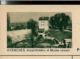 Carte Illustré Neuve N° 182 - 029 D  - AVENCHES Amphithéâtre Et Musée Romain (Zumstein 2009) - Interi Postali
