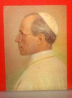 Papa PIO XII - Dipinto Fantuzzi  Cartolina Non Viaggiata - Papi