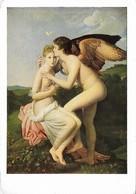 Baron Gérard L'Amour Et Psyché Musée Du Louvre (2 Scans) - Malerei & Gemälde