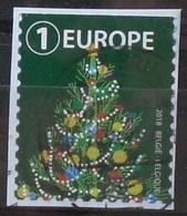 België 2018 Kerstmis - Noël (Europe) - Oblitérés