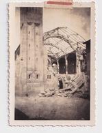 Eglise Saint-Vincent-de-Paul De Lyon Grand Trou Bombardée - War, Military