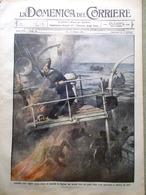La Domenica Del Corriere 10 Maggio 1914 Vicenza Dealessi Croce Rossa Canada Roma - Guerra 1914-18