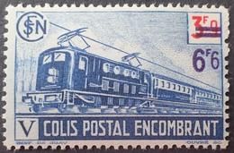 R1615/372 - 1945 - COLIS POSTAUX - N°229A NEUF* - Mint/Hinged