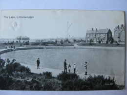 The Lake, Littlehampton, Sussex - Posted 1917 - Otros