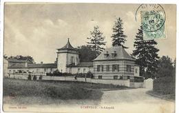 LUNEVILLE St-Léopold Ed. Quantin, Envoi 1905 - Luneville