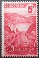 R1615/374 - 1944 - COLIS POSTAUX - N°217A NEUF* - Mint/Hinged