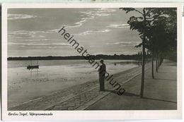 Berlin-Tegel - Uferpromenade - Verlag Kunst Und Bild Berlin 50er Jahre - Tegel