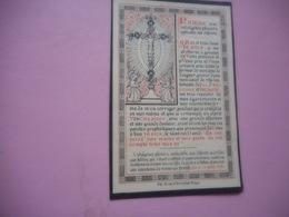 D.P.-LOUIS JOSEPH D'HOEDT°HOUTTAVE 22-1-1807+BRUGES 7-8-1891 - Religion & Esotérisme