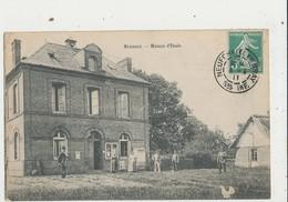 76 BREMONT MAISON D ECOLE CPA BON ETAT - France
