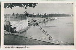 Berlin-Tegel - Strandanlagen - Foto-Ansichtskarte 50er Jahre - Tegel