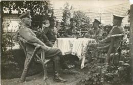 BOIRY SAINT MARTIN CARTE PHOTO ALLEMANDE  1916 - France