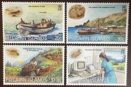 Pitcairn Islands 2000 Millennium Communications Ships MNH - Pitcairn