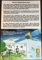 Pitcairn Islands 2000 Expo Space Aviation Minisheet MNH - Stamps