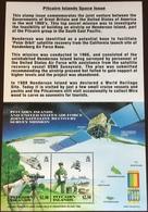 Pitcairn Islands 2000 Expo Space Aviation Minisheet MNH - Pitcairn