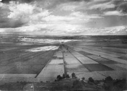 - NISSAN ENSERUNE - Ancien étang De Montady Vu De L'oppidum  -6237- - Autres Communes
