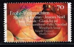 Bund 2016, Michel# 3269 O Weihnachtskugel - [7] República Federal
