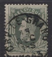 N°30 Obl. Sc ORP-LE-GRAND. Coba 15€ - 1869-1883 Leopold II