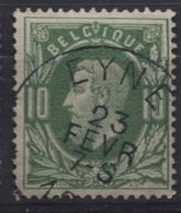 N°30 Obl. Sc EYNE. Coba 15€ - 1869-1883 Léopold II