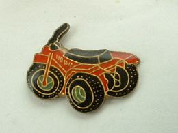 PIN'S Quad - Motos