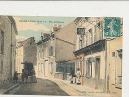 78 MESNIL LE ROI RUE DE MAISONS - Frankreich