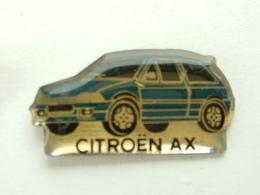 PIN'S CITROËN AX - Citroën