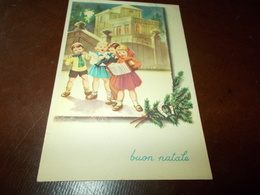 B731  Buon Natale Viaggiata Cm14x9 - Non Classificati