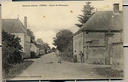 10 - ORMES - Route De Champigny, Avec Animation - France